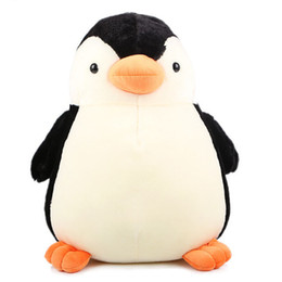 Wholesale Penguin For Sale - Wholesale-New Stuffed and Plush Toys Cute Penguin Soft Gifts for Children 26CM Best Price Hot Sale P0227E