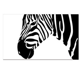 Wholesale Zebra Print Decorations - Contemporary Canvas Printing Black and White Zebra Picture Canvas Artwork Home Decoration