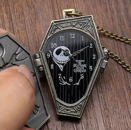 Wholesale Poker Clock - Xiniu Good Quality Poker Pattern Style Quartz Necklace Pendant Chain Clock Pocket Watch