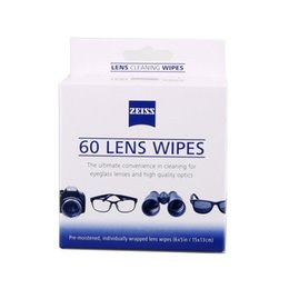 Wholesale Microfibre Spectacles Cleaner - Wholesale- Zeiss Microfibre Glasses Cleaner Spectacles Sunglasses Eyeglass Cleaner Clean Wipe Free Shipping 60 Pcs