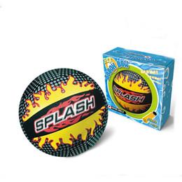 Ballon de volley-ball de plage en néoprène noir de Winmax avec boule de divertissement gratuite de l'eau de pompe ? partir de fabricateur