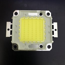 Wholesale High Power Led Chips - 10W 20W 30W 50W 100W LED Integrated High Power Lamp Beads Warm white White 24*40MIL Huga Chips