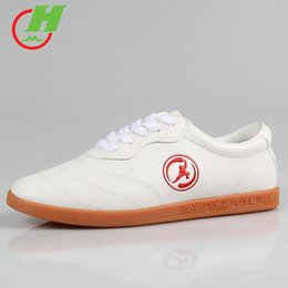 Wholesale Export Shoes - export durable red and black microfiber leather taichi shoes A large number of wholesale price Congyou wear breathable generous fashion