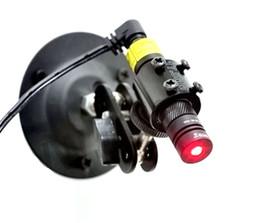 Wholesale Laser Line Marker - Locking ring wireless 650nm 10-200mW red laser module laser sight A word line marker Cross - line locator