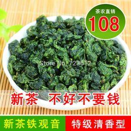 Wholesale Luzhou Flavor Tieguanyin - New tea!200g Tieguanyin luzhou-flavor premium orchid incense 1725! Oolong tea Spring specaily guan yin Free shipping