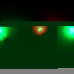 Wholesale Electronic Fishing - Wholesale- 2PCS Electronic Light Sticks Night Fishing Float Rod Light Water Proof Fish Gathering Glow Lamp Lights Luminous Sticks for Net