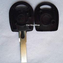 Vw passat chiave vuota online-Custodia sostitutiva per chiave transponder vuota per VW B5 Passat Bora Golf Key Shell