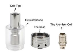 Wholesale E Cloud - cloud vape 3ml ecig tanks Coils for Mechanical 30W box mod electric cigarette Mods starter kit box mods e cigs vapes