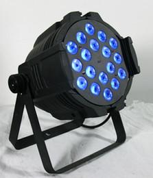 Wholesale Dj Light Uv - indoor 18*15W RGBWA UV 6 in 1 led par light led par can  LED effect ,dj ,disco ktv party stage light
