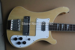 Wholesale Custom Shop Bass - Wholesale-Custom shop Top quality log color model 4003 Ricken 4 strings electric bass guitar,China AAA guitarra,Free shipping