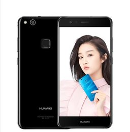 Wholesale Cdma Glass Back - huawei Nova youth version 4GB +64GB whole network 4G mobile phone dual card dual standby double-sided curved glass! Kirin 658 processor