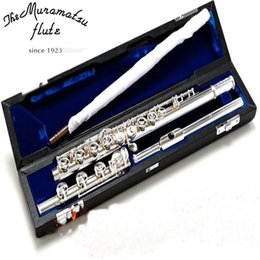 Wholesale Nickel Plating Brass - MURAMATSU Flute - RBE - Brand NEW -