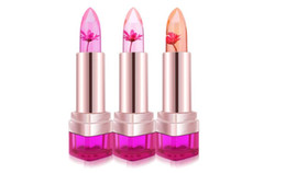 Wholesale Magic Lipsticks - Make Up Batom Mate Jelly Lipstick Waterproof Long Lasting Lip Balm Color Change Magic Matte Jelly Lipstick Labiales Maquiagem