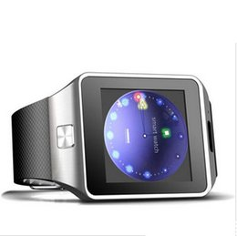 Wholesale Wholesale Android Phones Free Shipping - DZ09 Smart Watches Wholesale prices With HD Display Support Music Player Phone Calling Sedentary Reminder free shipping