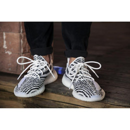 Wholesale Table Tennis Footwear - FINAL VERSION 350V2 BOOST BZ0256 MEN WOMEN FOOTWEAR TOP QUALITY, KANYE WEST SPLY-350 REAL BOOST HEELS RUNNING SHOES OUTDOOR BOOST SIZE9.5