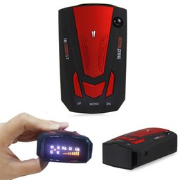 Wholesale voice alarm systems - Radar Detector High Performance Radar Laser Detectors for Cars with Voice Alert and Car Speed Alarm System with 360 Degree Detection