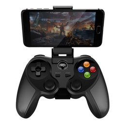 Wholesale Cheapest Tablets Laptop - Ipega New Bluetooth Gaming Controller PG-9078 Cheapest Wireless Gamepad Joystick for Android iOS Cellphone PC Laptop Tablet TV Box Free DHL