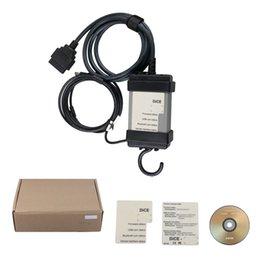 Wholesale Volvo Vida Cable - 2014D Vida Dice Diagnostic Tool for Volvo Update by CD for Volvo 2014D Vida Dice