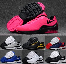Wholesale Cheap Mens Boots Online - 2017 Max Invigor Mens Runing Shoes Top Quality KPU Light Weight Comfortable Authentic Walking Boots Sneakers Cheap Online Size 7-13