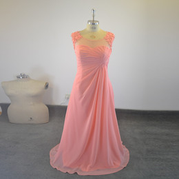 2019 vestidos preto curto oscar Plus Size Amostra Real Chiffon Beading Pérolas Flores Plissado Longos vestidos de Baile vestido de Noite 2018 novo estilo