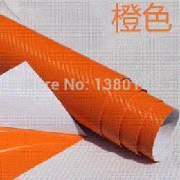 Lámina de fibra online-D Carbono 127x30cm Auto Car Fiber Sticker Vinyl Sheet para Cruze / Ecualizador / Chevrolet / Skoda Octavia / Motocicleta / Móvil / Portátil al por mayor carb ...
