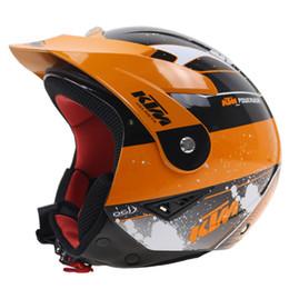 Motos de motos online-Nuevo casco de motocross KTM casco de carretera profesional casco de motocicleta cuesta abajo Dirt Bike Rally racing capacete