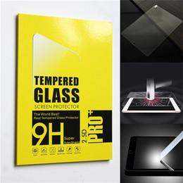 Gehärtetem Glas Displayschutzfolie für iPad mini 1 2 3 4 iPad Pro Explosionsgeschützte Displayschutzfolie Mit 9H Härte Anti-Scratch mit Box von Fabrikanten