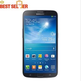 Wholesale Cdma Android Phones Inch - Samsung Galaxy GALAXY Mega 6.3 I9200 I9205 GSM CDMA Cell Phone 6.3 Inch Dual Core 1.7 GHz 16GB 8MP Refurbished Phone