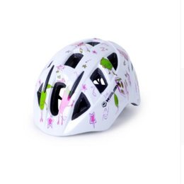 Wholesale Bikes For Children - Hot Sale Children's Safety Bicycle Helmet For Climbing Bike Protect Children Head 3 Color Integrally-molded Helmet