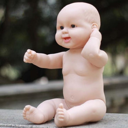 Wholesale Early Baby - Free Shipping!50CM simulation baby rebirth dolls soft Ruanjiao   baby bath lovely children early education toys mannequin B266
