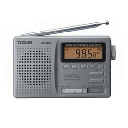 Atacado-TECSUN DR-920C Digtal Display FM / MW / SW Multi faixa de rádio DR920 supplier multi band radios de Fornecedores de rádios multibanda