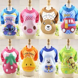 Wholesale Dresses Extra Pieces - Cotton Pet Dog Clothing Sweater for Pet Dog Clothes Winter Playsuit Coat for Dog Hoodies Pets Costumes Dress Coat