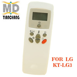 remote control kt Coupons - Wholesale- High Quality For LG Air Conditioner remote control KT-LG3 6711A20010A controle remoto
