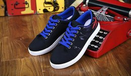 Wholesale Open Toe Fashion Shoe - 2017 In the fall New style fashion men Casual shoes Large size comfortable Fashion shoes size 40-47
