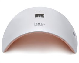 Wholesale New Nail Trends - New Trend 2017 Tools Materials and Equipment in Nail Care 24W LED Nail Dryer UV Lamp Sun9s