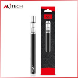 Wholesale E Cigarette Disposable Empty - Best quality upgrade disposable e cig 5Scc vaporizer pen e cigarette oil vape pen 0.3ml 0.5ml empty cartridge 320mah