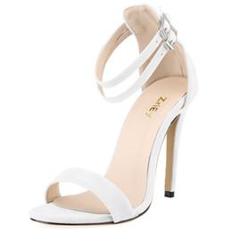 Wholesale Black N White Heels - 2017 new Gladiator Cross Strap sandalias women sandals high heels candy pumps summer shoes woman wedding