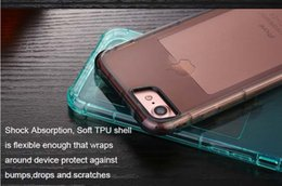 Wholesale Transparent Mobile Phones For Sale - Newest Call Lightning Mobile Phone Case for iPhone6 Transparent Soft Shockproof Cover For iPhone 6 6s On Sale