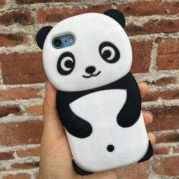Wholesale Silicone Cases For Iphone China - For iphone 7 cases China Kungfu Panda cases Silicone Case for iPhone 7 Plus 4 4S 5 5S SE 5C 6 6S
