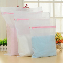Wholesale Laundry Products - Bra underwear Products Laundry Bags Baskets mesh bag Household Cleaning Tools Accessories Laundry Wash care set