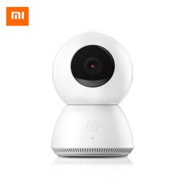 All'ingrosso-Originale Xiaomi Mijia Smart Camera Night Vision Webcam IP Camera Camcorder 360 Angle Panoramica WIFI Wireless 1080P Zoom magico 4 da ricevitori collari cani fornitori