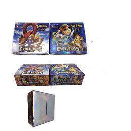 Wholesale Ups Trade - 2017 Poke Card series 660 pcs = 20 box = 33 PCS a lot hildren adult Poke English card toy game trade card games A1720