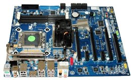Wholesale Intel Motherboard X58 - For 51 MS-7543 VER:2.0 X58 Desktop Motherboard XDJ4C 0XDJ4C Tested Well