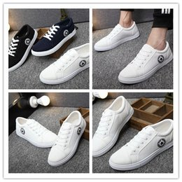 Wholesale Cheap Men Cloths - cheap free shipping air mesh fabric mens loafers black white color cloth patchwork leisure canvas shoes for mans cool walk shoes