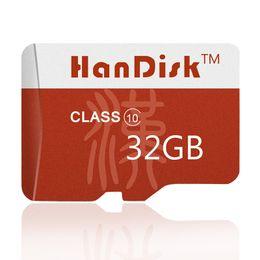 Gb micro mémoire en Ligne-HanDisk Carte Mémoire de Qualité Micro SD 32GB Carte 32S MicroSD CardSD XC TF Certification FCC