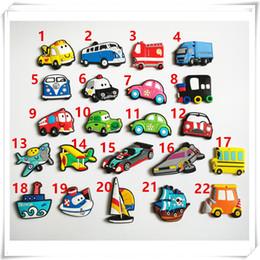 Wholesale Animal Car Magnets - cartoon fridge magnet Free Shipping (9pcs set) Fashion Car refrigerator magnet whiteboard cartoon fridge magnets refrigerator magnets