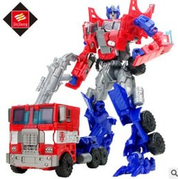 Wholesale Transformation Robot Bumblebee - New Original Box Transformation 4 Bumblebee Brinquedos Megatron Galvatron Robots Action Figures Juguetes Classic Toys for gifts Toys