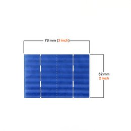 Wholesale Wholesale China Solar Panel - Batteries Cells, Panel JSLINTER 50pcs Cheap Solar Cell Battery Silicon Power Module for DIY Poly mini Solar Panel China 0.5V