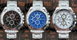 Il commercio all'ingrosso 100pcs / lot mescola 3Colors orologio da polso al quarzo del metallo della vigilanza di marca di acciaio inossidabile di Orlando, vigilanza di vestito pazzesca del venditore MW022 da