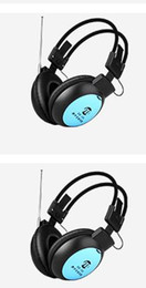Wholesale Numbers Test - The number of the sh09 Four hearing headset AB level 46 FM radio headset headset FM test